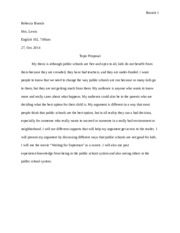 eng102 essay 3 topic proposal