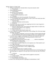Study guide 4-5