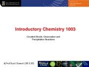 CHEM1003 Lecture 8 (SGS-2012)