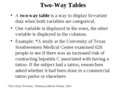 110_lec14_Two_Way_Tables