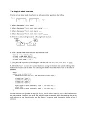 Linked List Collaborative