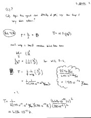 Thermal Physics Solutions CH 4-5 pg 57