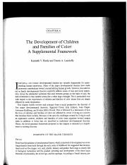 The Development of Children and Familes of Color Hardy and Laszloffy.pdf