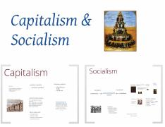 wk4 - capitalism and socialism - slides
