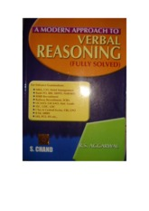 R S aggarwal verbal reasoning