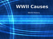 WWII Causes-2