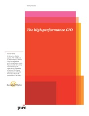 pwc-wharton-the-high-performance-cfo