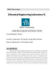 liquid-liquid-extraction-report