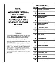 Isuzu AA-4BG1T Workshop Manual 2.pdf