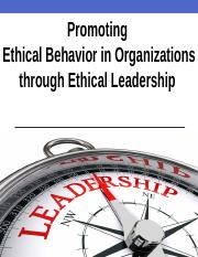 BERS C1- ETHICAL BEHAVIOR IN ORG THROUGH ETHICAL LEADERSHIP.pptx