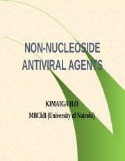 15. NON-NUCLEOSIDE ANTIVIRAL AGENTS.pptx
