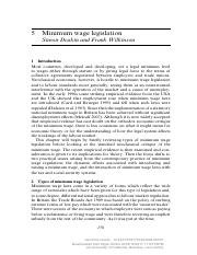 [Encyclopedia of Law and Economics] Minimum wage legislation.pdf
