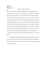 REL 101- Ramayana Character Write Up.docx