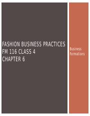 BUSN10 FM 116 Chapter 6 - Business Formations.pptx