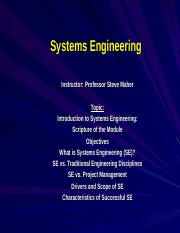 1-Intro to Systems Engineering (SE)(1).ppt