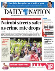 Daily Nation Pdf