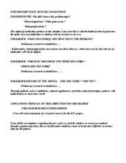 of exploratory essay example of exploratory essay