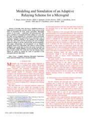 Adaptive relaying scheme for microgrid.pdf