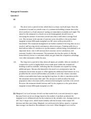 Managerial Economics (Mgmt2020) Graded Discussion 2.docx