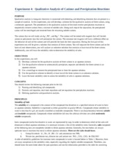 lab report qualitative analysis for identification Separation and qualitative determination of cations and anions the purpose of this lab is to identify the cations and anions qualitative analysis of.