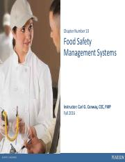 Chapter 10 - Mgmt Systems S2016 Handout