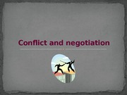 6 - Student Copy Conflict and Negotiation