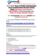 [2017-Aug]Braindump2go New 210-060 VCE Dumps 225q Free Share(104-115).pdf