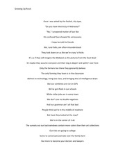 Poem- Growing Up Rural