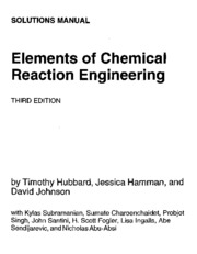 Elements_of_Chemical_Reaction_Engineering_-_Solutions_Manual