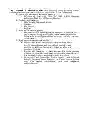 tentattive (III. DOMESTIC BUSINESS PROFILE) for approval.docx