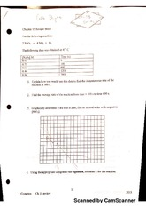 chapter 15 review sheet