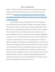 Distance Learning Research - Copy.docx