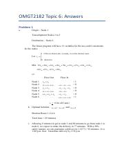 OMGT2182 2014 - Topic 6 Answers.pdf