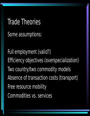 BU5841 MBA Trade Theories.ppt