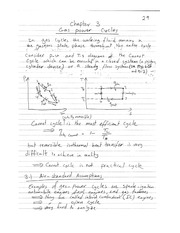 4)Class Notes for Gas Power Cycles