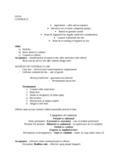 CH - LE101 case brief example Woods v. Lancet - Colleen Rowe Woods ...