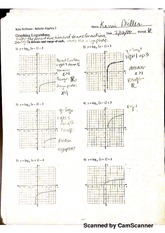 graphing logarithms