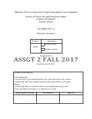 ADMS 4503-Assignment 2 Fall 2017.pdf