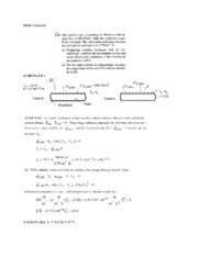 Tutorial 3 question and solutions-2014