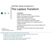 LaplaceTransform