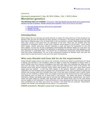 Bio1130 homework in spanish