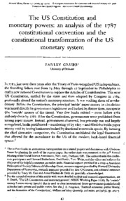 ECON315Money_Constitution