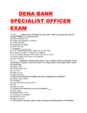 97120104-Dena-Bank-Specialist-Officer-Exam