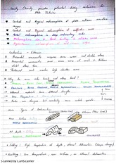 Mechanism for Plate Tectonics Density and Gravity Exam Revision Notes