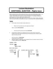 ADDITIONAL Rights QUESTION and ANSWER - Solved in class.pdf