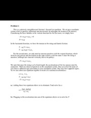Exam 9 solutions