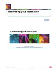 unit 3 - maximizing your installation.pdf