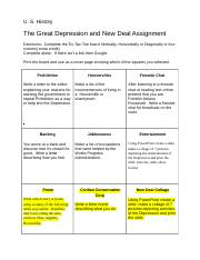 Great_Depression_and_New_Deal_Assignment-_choice_board