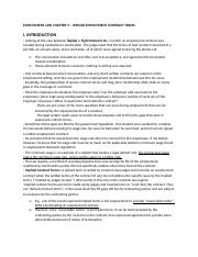 Chapter 9 - Implied Employment Contract Terms.docx