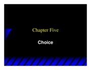 Varian_Chapter05_Choice